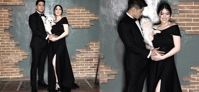 Kylie Padilla and Aljur Abrenica share their first 'family' photo