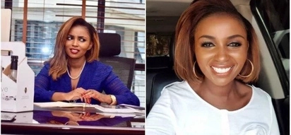 Anerlisa Muigai shows off multi-million Range Rover days after being accused of failing to pay KSh 20 million debt