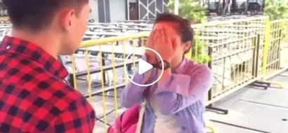 Yung unexpected twist ang nagdala! Pinoy couple shares hilarious parody of 'My Ex and Whys' in viral Facebook video