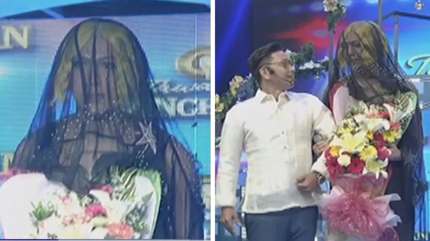 "Vice Ganda turns into Ivy ""Agnas"" in It's Showtime"