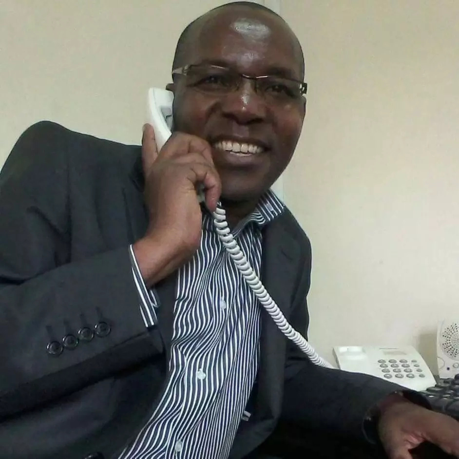 Citizen TV's 'Waweru Mburu' speaks to Kenyans from heaven (video)