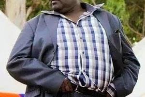 Wakenya wamkashifu gavana kwa kuwa na kitambi kupita kiasi (picha)