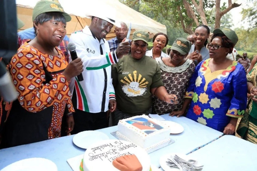 Happy Birthday Raila Odinga, politics would be easy without you - Kipchumba Murkomen