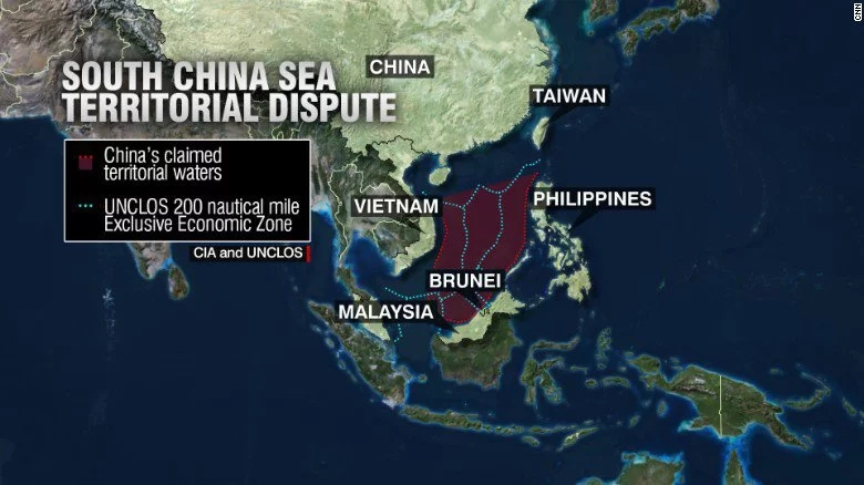 China to conduct military drill in West PH Sea