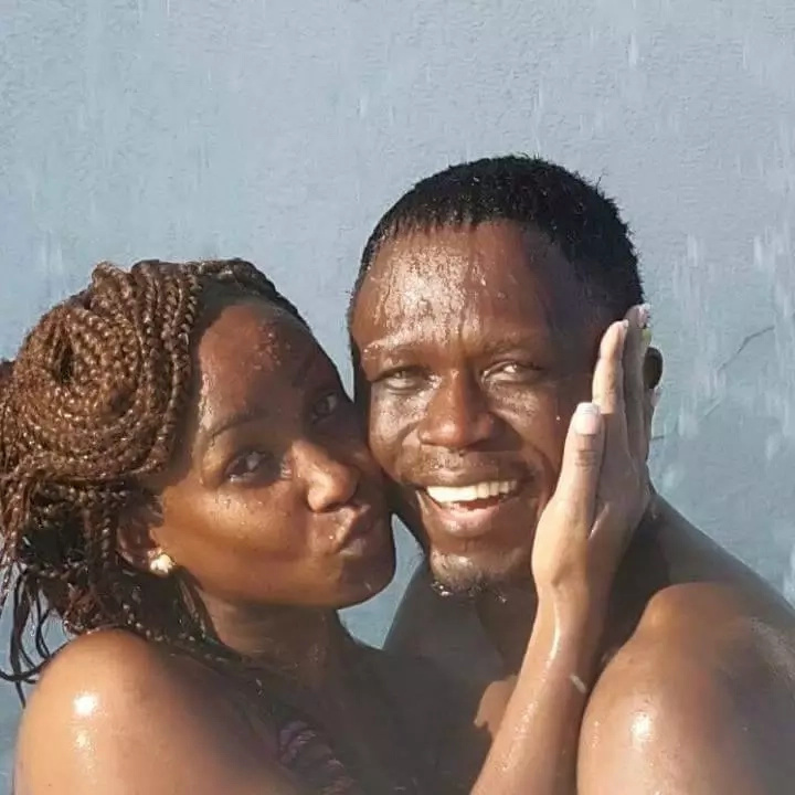Ababu Namwamba's wife calls him names on his birthday