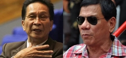 The president is safe! Panelo assures Duterte's immunity to impeachment for protecting Espinosa's murderers
