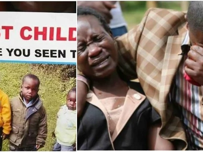 Uasin Gishu MCA aspirant who lost three sons GRUESOMELY finally receives some good news