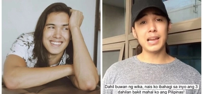 Tommy Esguerra reveals the reasons why he loves the Philippines with a twist by speaking in Filipino!