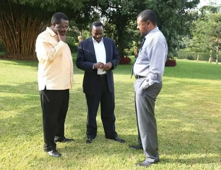 It's now clear Kalonzo Musyoka cannot be trusted - Alfred Mutua