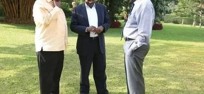 Kalonzo,Mudavadi and Wetangula are cowards - Francis Atwoli