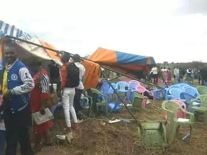 Kisanga chashuhudiwa Makueni wakati wa mafunzo kwa maafisa wa IEBC