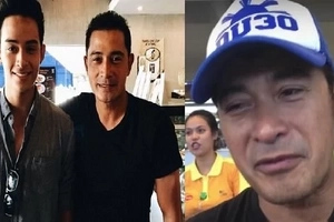 Heartbroken Cesar Montano finally breaks silence on feud with son Diego Loyzaga