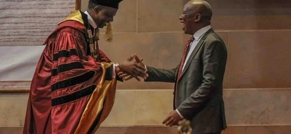 Juju slams the Pan African Parliament president: He is corrupt