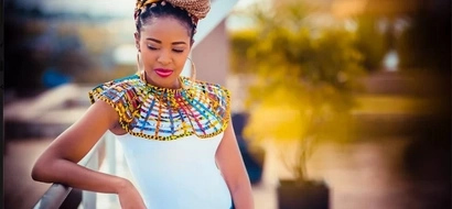 Citizen TV's gospel presenter refuses to let Donald Trump steal her happiness