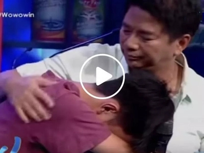 Here's what happened when Willie Revillame finally meets the boy who gave him a gift