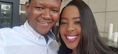 Alfred Mutua's SEXY wife shares photo getting a SWEET kiss