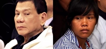 Duterte may visit May Jane Veloso, a Filipina worker convicted for drug trafficking in Indonesia