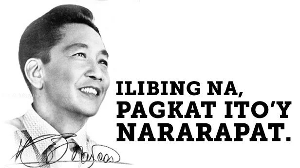 Supporters seek 1M signatures for Marcos hero's burial