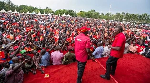Residents reject Uhuru's compensation package, demand billions more