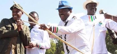 Kalonzo Musyoka yuko tayari kuapishwa - mbunge wa Wiper asema