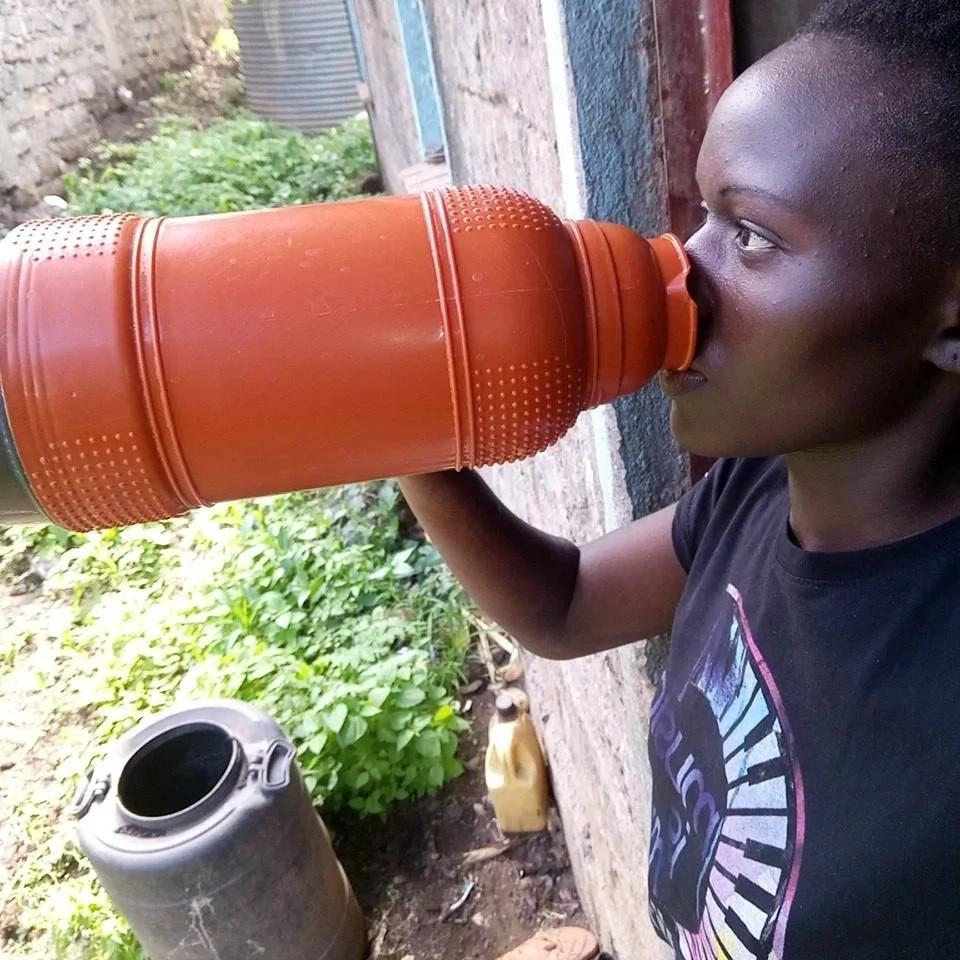 Wakenya waanzisha #Akothee Challenge, na inachekesha sana
