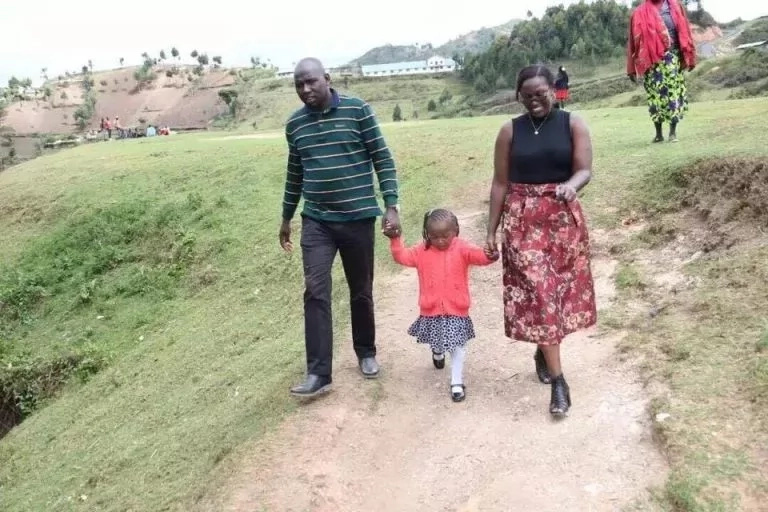 Murkomen parades HOT wife just days after confessing his undying love towards married Jubilee Senator