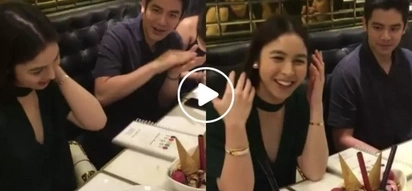 Ibang level si kuya! Joshua Garcia joins Julia Barretto and family for her 20th birthday celebration