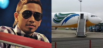 Guess what this local airline did that made Jhong Hilario mad