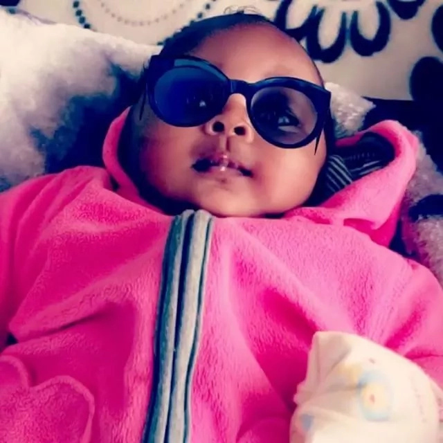 Mike Sonko's granddaughter is cuter than you expected (video)