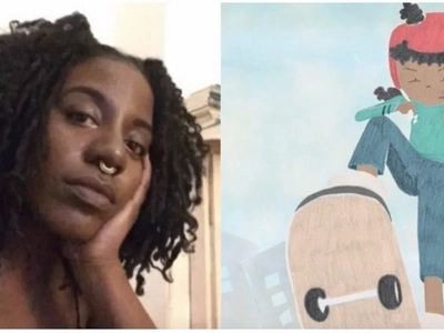 Power of social media! See how Twitter kickstarted career of artist who only had Ksh1,500 to her name
