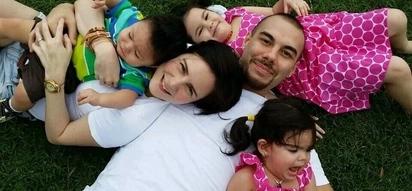 LOOK: Having multiple children has amazing benefits!