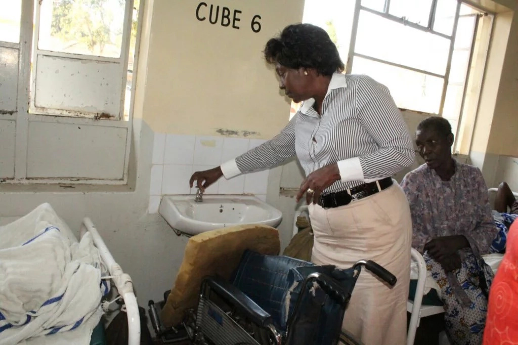 Charity Ngilu roasted after exposing hospital in Kitui