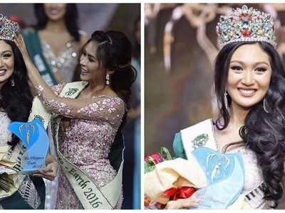 Ganda at talino! Physicist from Manila is the newly crowned Miss Philippines-Earth 2017