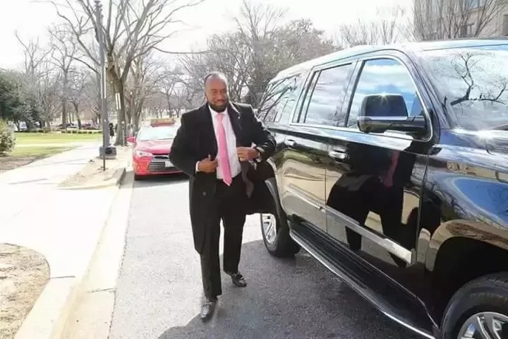 How Joho managed to go to the US without being arrested