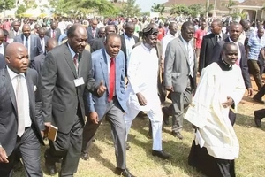 Uhuru Kenyatta speaks after DP Ruto was badly heckled in Isebania and Narok