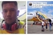 Sobrang bait niya! This security guard at a Cebu Pacific terminal in Iloilo bought a plane ticket for a passenger who does not have money!