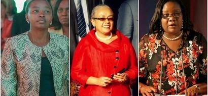Pata kufahamu aliyesoma zaidi kati ya mkewe Raila, Ruto na Uhuru