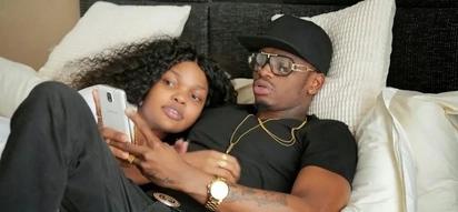 Mpenzi wa zamani wa Diamond Platinumz atiwa mbaroni (picha)