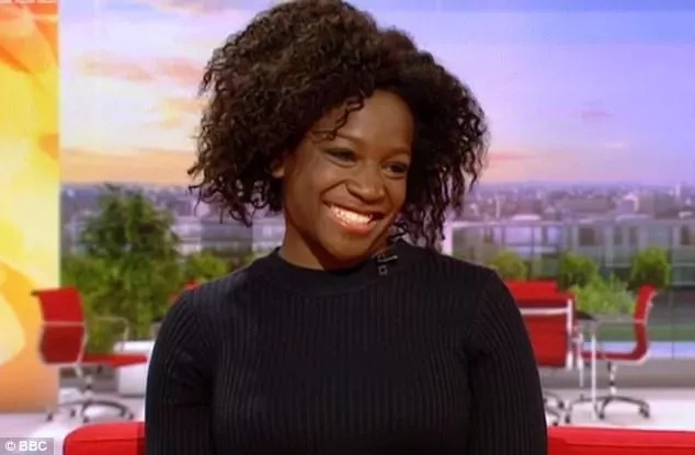 Lola Ogunyemi defended the advert. Photo: BBC