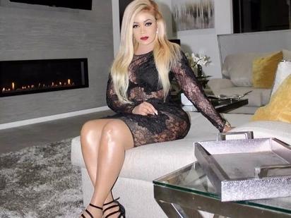 Sosholaiti Vera Sidika akodisha nyumba Beverly Hills kuburudika likizoni(Picha)