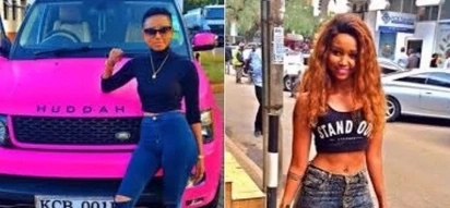 Socialite Huddah Monroe stirs controversy after announcing she wants a gay assistant