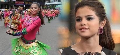 Selena Gomez's doppelganger finally found and she's from Cebu!