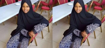 Garissa family left WORRIED as young daughter goes missing