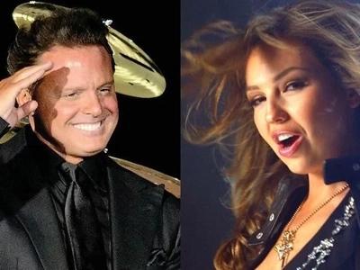 Así fue como Thalía fue despreciada por Luis Miguel, no era lo suficientemente bella para él