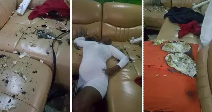 Bintiye Jacob Kaimenyi 'azungumza' baada ya kuagiza polisi kushambulia familia Komarock