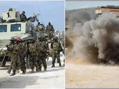 Al-Shabaab militants suffer heavy casualties after attempting to attack KDF