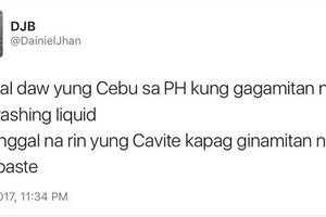 This netizen's witty tweets about PH provinces will leave you laughing hard