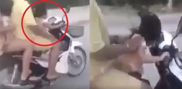motorbike-girl