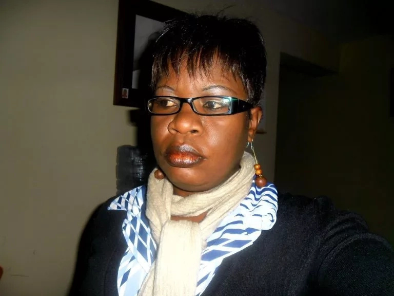 Photos of Papa Shirandula's Mama Nyaguthie in real life