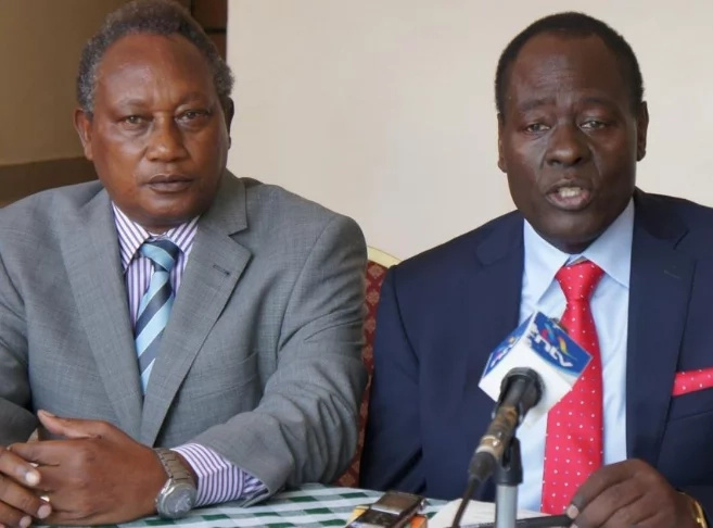 After the death of Nderitu Gachagwa, Nyeri gets a new governor immediately